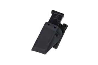 Kydex Single Mag Pouch for G17 (Black)
