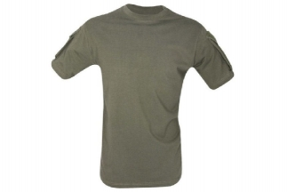Viper Tactical T-Shirt (Olive) - Size Extra Large