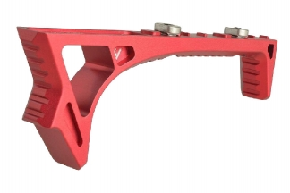 Strike Industries Link Curve Foregrip for KeyMod & M-Lok (Red)