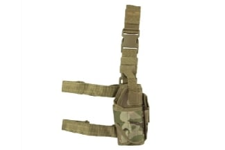 Viper Pistol Drop Leg Adjustable Holster (MultiCam)