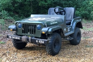 Willy's Jeep (200cc)