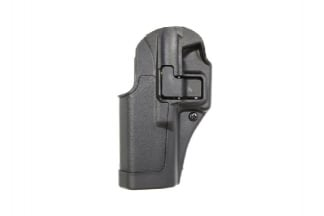 BlackHawk CQC SERPA Holster for Glock 17, 22, 31 & 18C Left Hand (Black)