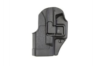 BlackHawk CQC SERPA Holster for Glock 26, 27 & 33 Left Hand (Black)