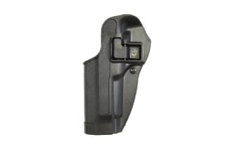 BlackHawk CQC SERPA Holster for Beretta M92F Left Hand (Black)