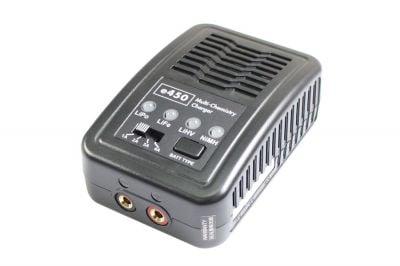 Nimrod E450 Charger Lite LiPo / LiHV / LiFe / NiMH Charger