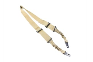 Zero One Two-Point Bungee Sling (Tan)