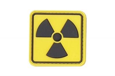 JTG Radioactive PVC Patch