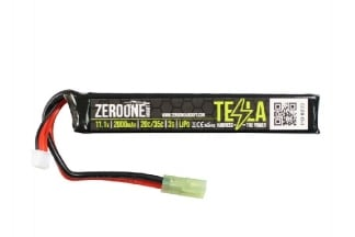 Zero One Tesla Battery 11.1v 2000mAh 15C LiPo