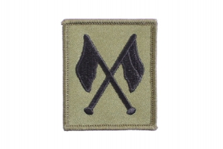 Qualification Badge - Signals Instructor (Subdued)