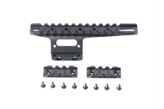 Action Army Front Rail System for T10 (Black)