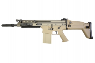 Ares AEG SCAR-H with EFCS (Dark Earth)
