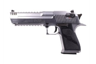 WE/Cybergun GBB Desert Eagle L6 .50AE (Silver)