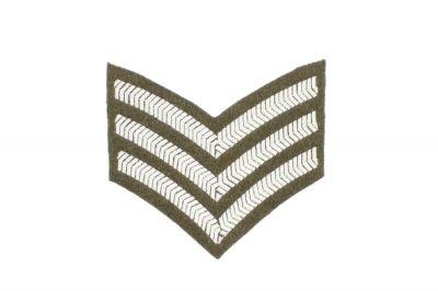 Jumper/Brassard Stripes - Sgt