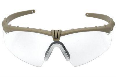 TMC Strike Glasses (Dark Earth)