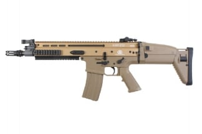 CYMA/Cybergun AEG FN SCAR-L CQC (Tan)