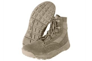 Viper Tactical Sneaker Boots (Coyote Tan) - Size 6