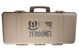Zero One Rugged Carry Case 72cm (Tan)