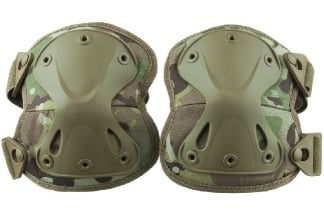 Viper Hard Shell Knee Pads (MultiCam)