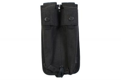 Mil-Force Drop Leg Multi Magazine Pouch for 2x P90 (Black)