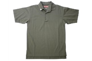 Tru-Spec 24/7 Polo Shirt (Green) - Size Large
