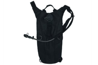 MFH Hydration Backpack 2.5L (Black)