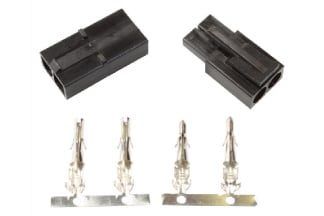 BOL Tamiya Battery Connectors - Large Set