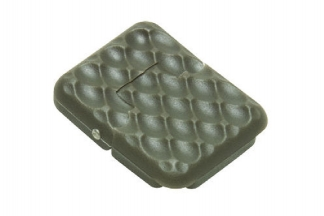 NCS KeyMod Single Slot Covers Pack of 18 (Olive)
