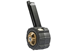HFC GBB Drum Mag for GK Series 145rds