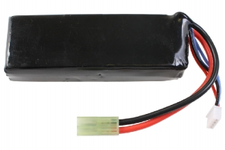 Zero One Tesla Battery 11.1v 2200mAh 20C LiPo