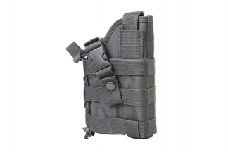 NCS VISM Ambidextrous MOLLE Holster (Grey)