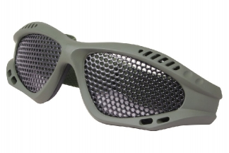 Viper Tactical Mesh Glasses (Green)