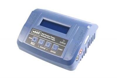 Nimrod E660 Charger LiPo / LiHV / LiFe / LiIon /  NiMH / NiCd / PB Charger