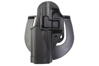 Blackhawk CQC SERPA Holster for Glock 20, 23 & M&P 9 Left Hand (Black)