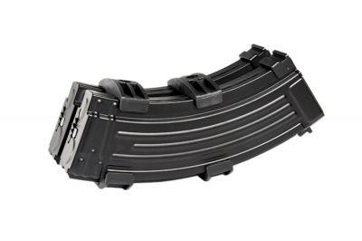 Evolution AEG Double Mag for AK 1200rds (Black)