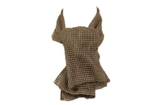 101 Inc Scrim Net Scarf (Coyote)
