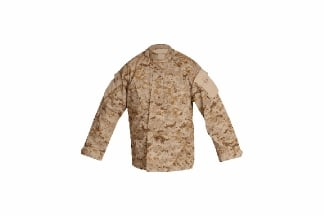 Tru-Spec Tactical Response Shirt (Digital Desert) - Size Small 33-37""
