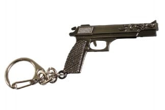 "Zero One Key Chain ""1911"""