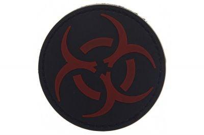 "101 Inc PVC Velcro Patch ""Resident Evil"""