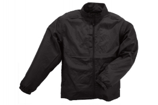 5.11 Packable Jacket (Black) - Size Extra Large