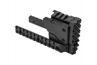 Laylax (Nitro Vo.) Strike Rail System for KRISS Vector