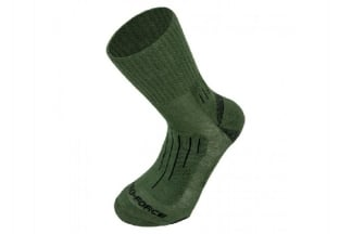 Highlander Crusader Socks (Olive) - Small