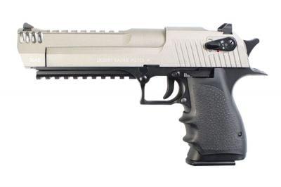 KWC/Cybergun CO2BB Desert Eagle with Full-Auto (Dual-Tone)