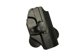Amomax Rigid Polymer Holster for P99 (Black)