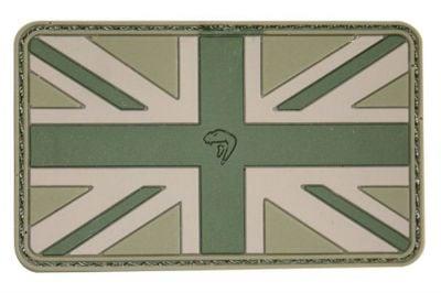 Viper Velcro PVC Union Flag Patch (MultiCam)
