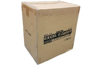 Excel BB 0.20g 3700rds Carton of 30 (Bundle)