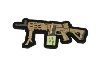 G&G PVC Patch LMG (Tan)