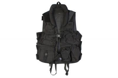 Mil-Force Duty Unit Assault Vest (Black)