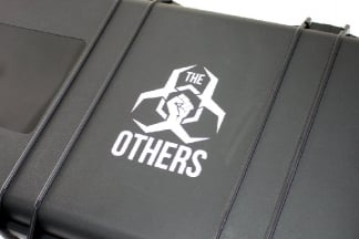 Zero One Vinyl Decal 'The Others with Name'