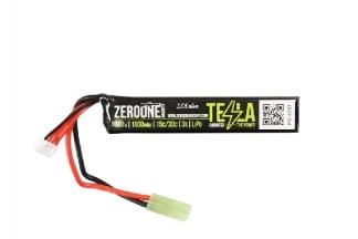 Zero One Tesla Battery 11.1v 1100mAh 15C LiPo