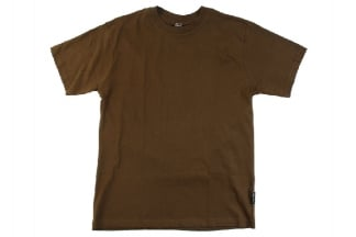 Mil-Com Plain T-Shirt (Olive) - Size Medium